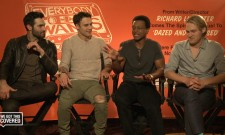 Exclusive Video Interview: The Cast Of Everybody Wants Some Talk The 80s, Dance Moves And Chemistry