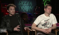 Exclusive Video Interview: Anton Yelchin and Jeremy Saulnier Talk Green Room