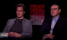 Exclusive Video Interview: Kevin Spacey And Michael Shannon Talk Elvis & Nixon