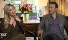 Exclusive Video Interview: Kate Hudson And Aasif Mandvi Talk Mother's Day