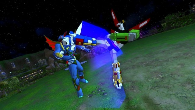 Voltron: Defender Of The Universe Forming On XBLA/PSN This Week
