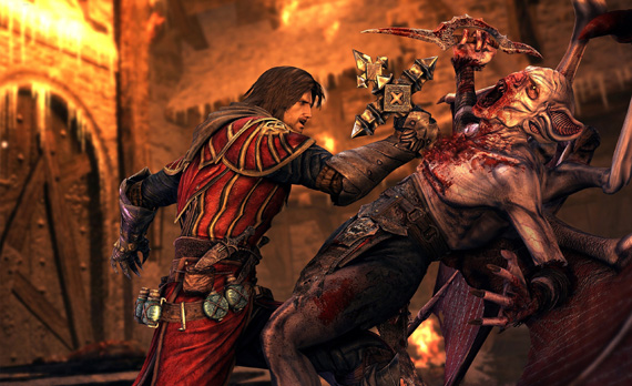 Castlevania: Lords Of Shadow Collection Now Available