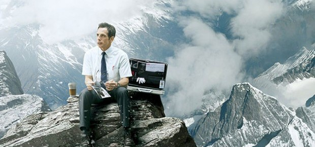 The Secret Life Of Walter Mitty Clip Hits All Its Points