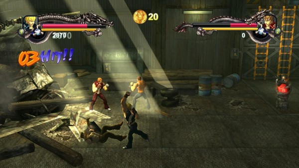 Double Dragon 2 Gets A Radical Makeover For XBOX Live Arcade