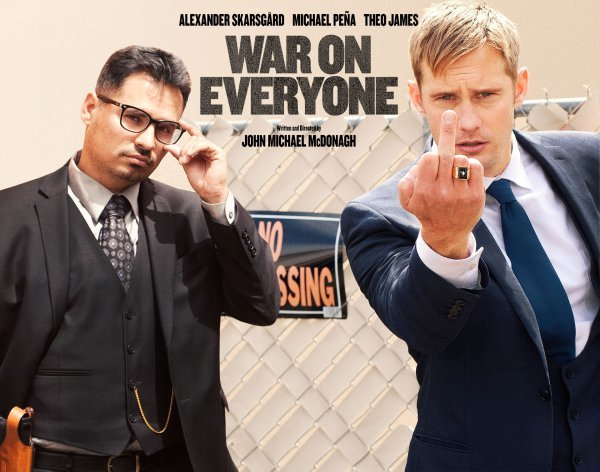 War On Everyone Review [SXSW 2016]