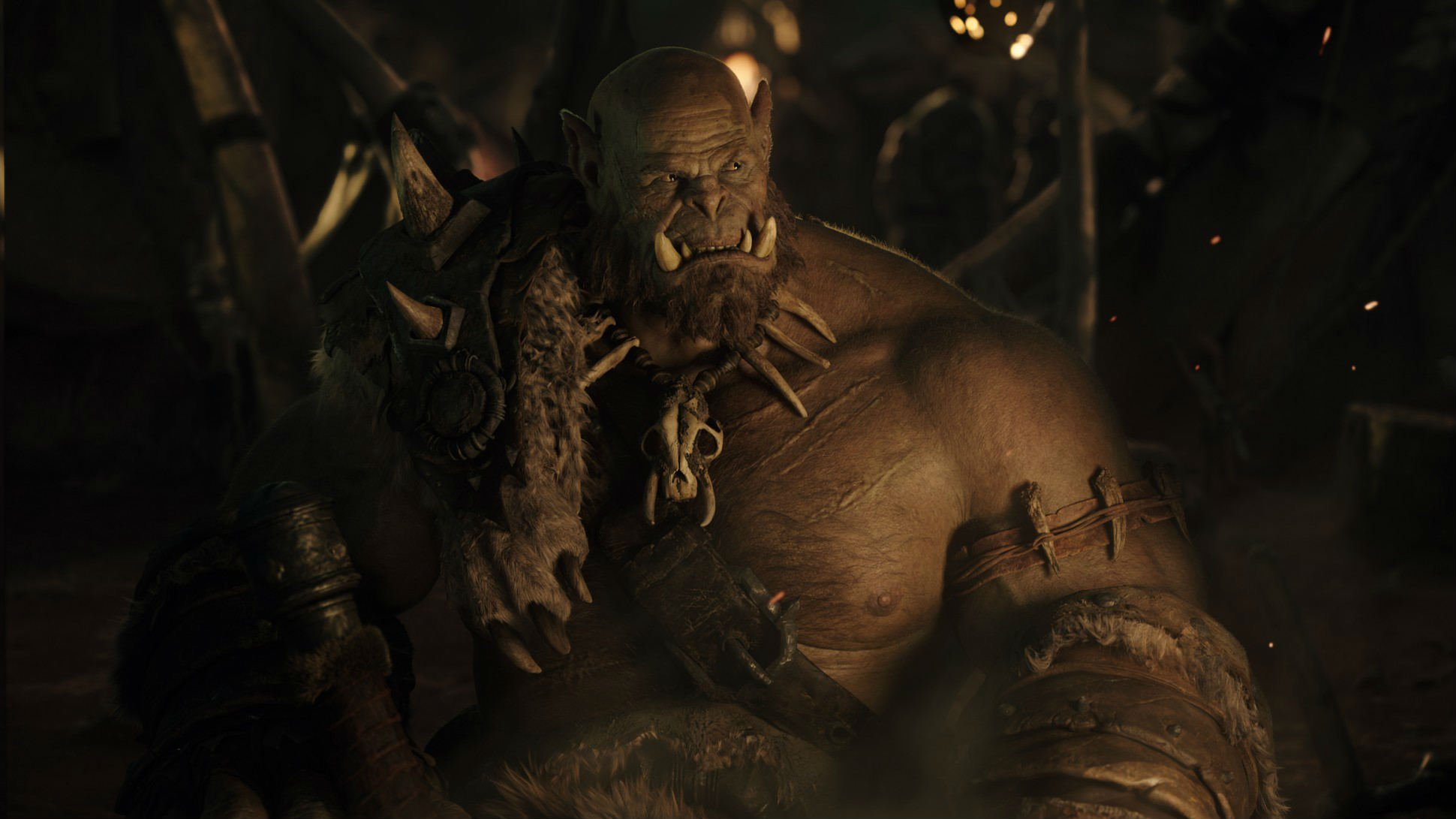 Watch Draenor's Orcs Be Brought To Life In New Warcraft: The Beginning Featurette