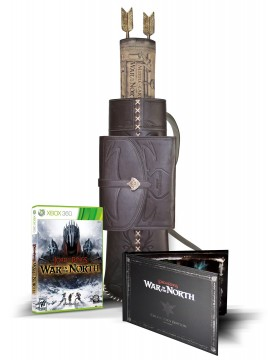Lord Of The Rings: War In the North Gets A Classy Collectors' Edition