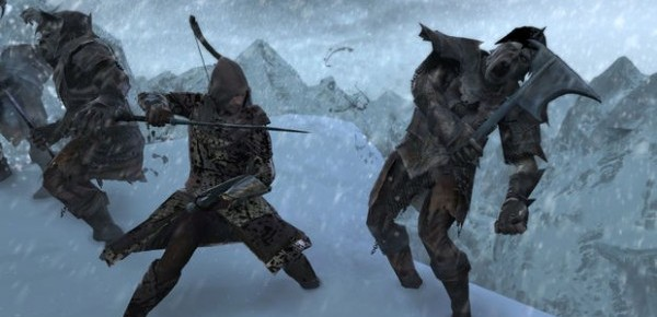 Interactive Trailer Released For The Lord of the Rings: War in the North