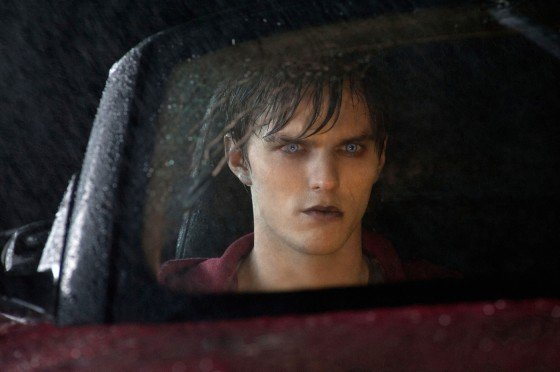 New Poster For Warm Bodies Shows Zombies Give Flowers Too