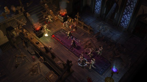 Vita And PS3 Dungeon Crawler Ruin Is Now Known As Warrior's Lair