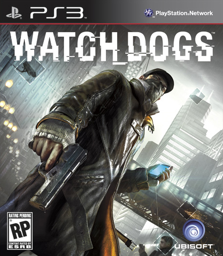 watch dogs box art ps3 Watch Dogs Gallery