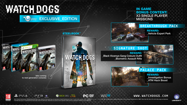 watch dogs special edition 1 Watch Dogs Gallery