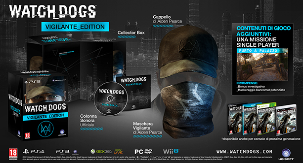 watch dogs special edition 2 Watch Dogs Gallery