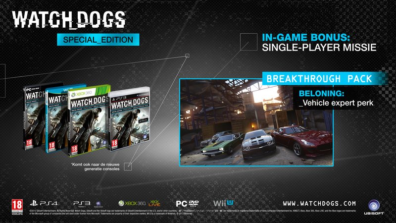 watch dogs special edition 3 Watch Dogs Gallery