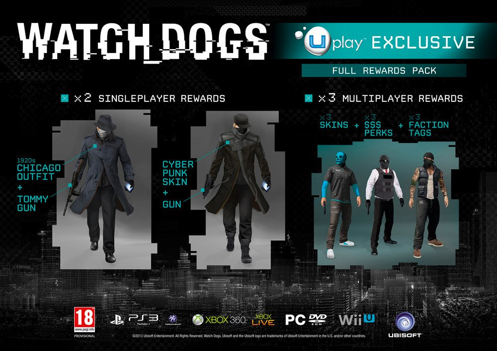 watch dogs special edition 5 Watch Dogs Gallery