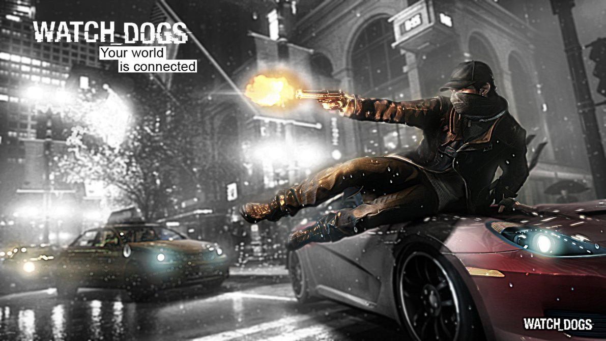 watch dogs   Watch Dogs Gallery