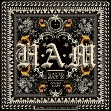 Kanye West And Jay-Z Release H.A.M
