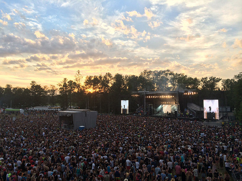 WayHome 2016 To Be Headlined By LCD Soundsystem, Arcade Fire And The Killers
