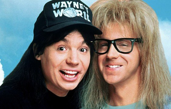 Mike Myers Completes Script For Wayne's World 3
