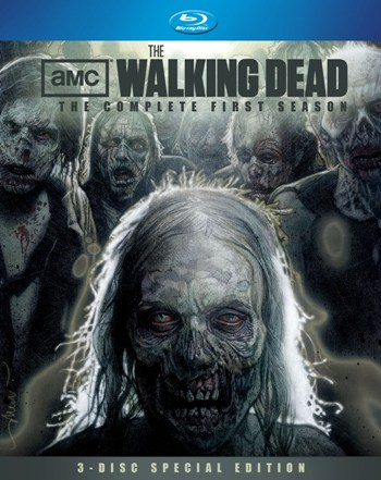 The Walking Dead Will Rise Again On A Special Edition Blu-Ray