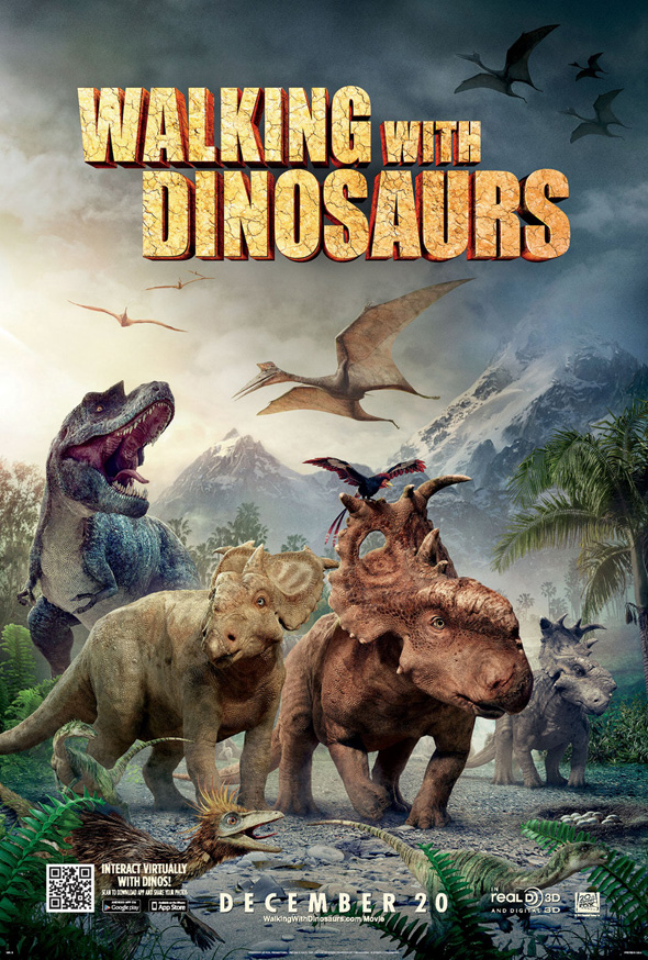 Walking With Dinosaurs Review