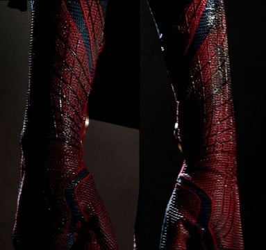 Does The New Spider-Man Have Web Shooters?