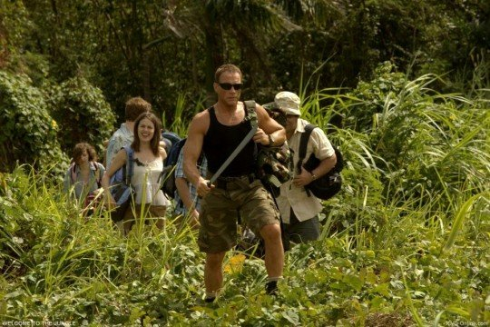 welcome to the jungle 540x360 Watch Van Damme Fight A Tiger In Welcome To The Jungle Trailer