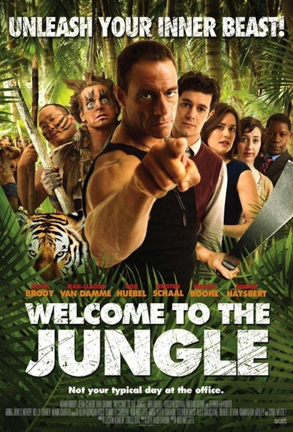 Welcome To The Jungle Review