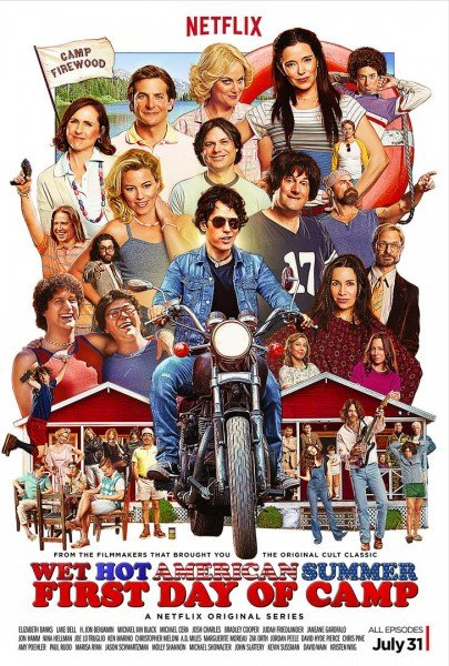 Wet Hot American Summer: First Day Of Camp Trailer Is A Laugh Riot