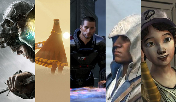 wgtc best of gaming 2012 backgound We Got This Covereds Top 10 Video Games Of 2012