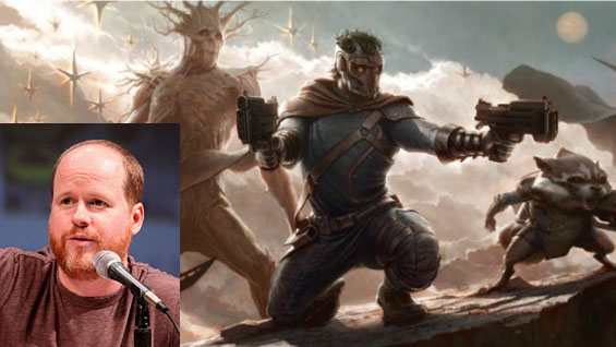 whedon guardiansgalaxy Joss Whedon Has Faith In James Gunns Guardians Of The Galaxy