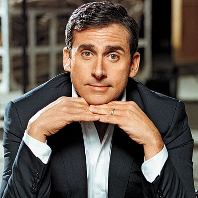 """Steve Carell, """"It's a Good Time to Move On"""""""