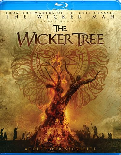 The Wicker Tree Blu-Ray Review