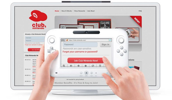 Wii U Browser Detailed, Does Not Support Adobe Flash
