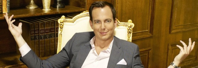 Will Arnett Running Wilde