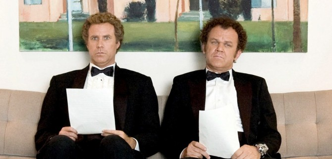 Will Ferrell And John C. Reilly Will Be Border Guards For Adam McKay