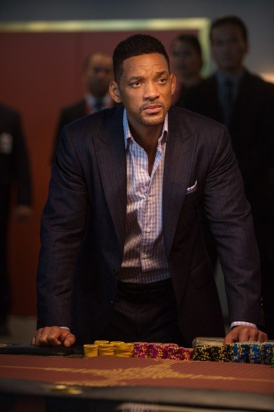 Will Smith Plays A Dangerous Game In New Stills For Romantic Thriller Focus