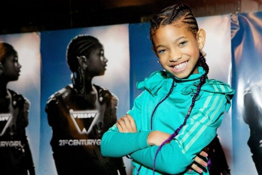 Willow Smith Releases 21st Century Girl