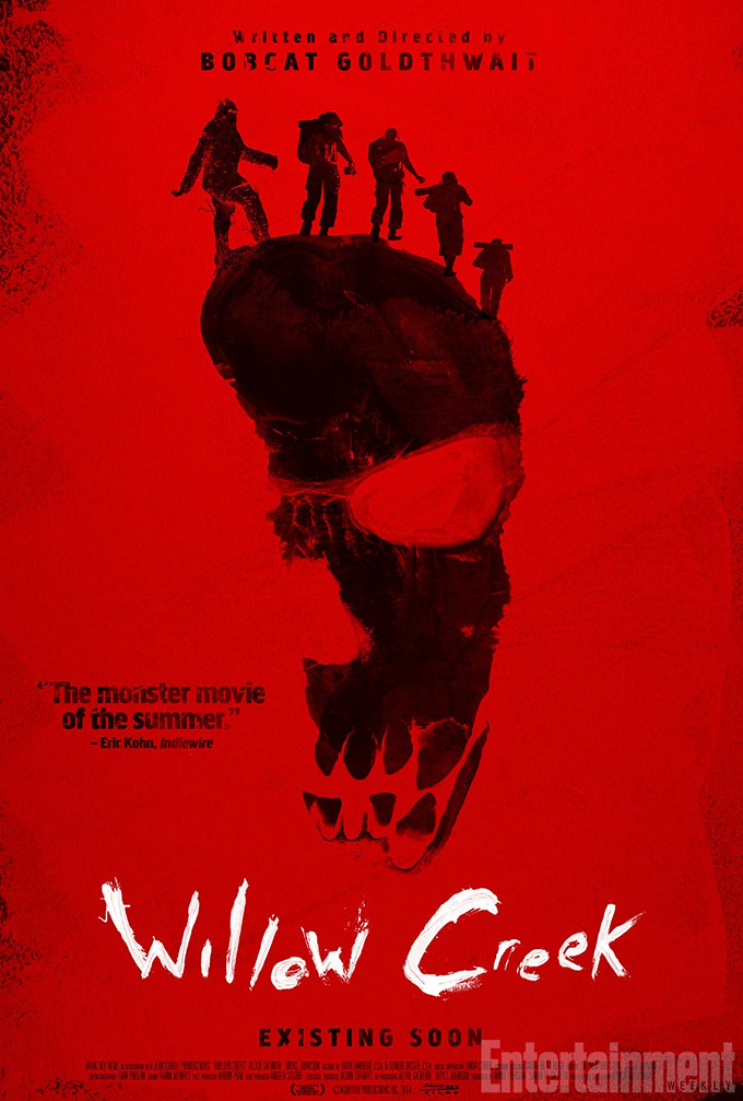 Scare Yourself Silly With Trailer For Bigfoot Found Footage Horror Willow Creek