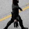 First Look At The Bionic Arm Baddy In Captain America: The Winter Soldier