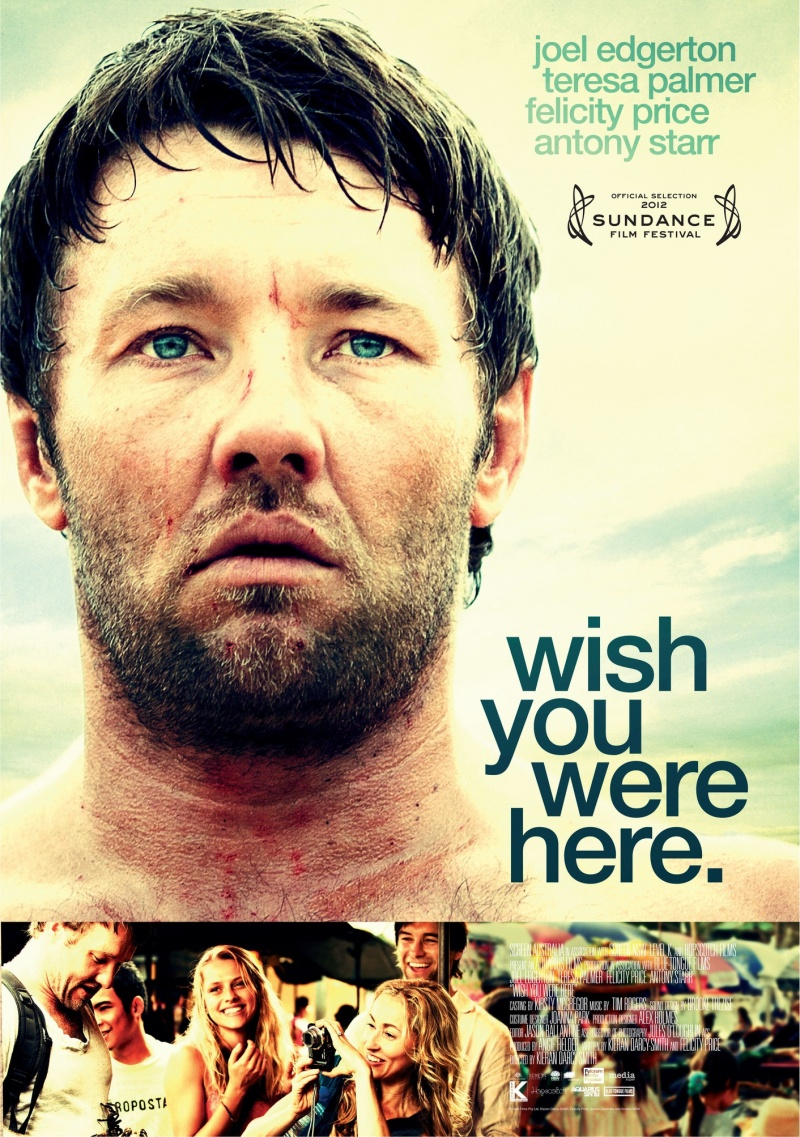 Wish You Were Here Review