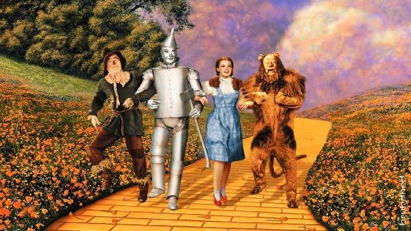 Dorothy To Head Down The Yellow Brick Road In The Wizard of Oz 3D