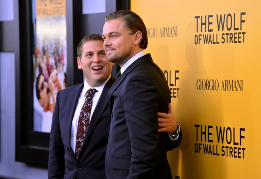 Leonardo DiCaprio And Jonah Hill To Reunite For The Ballad Of Richard Jewell