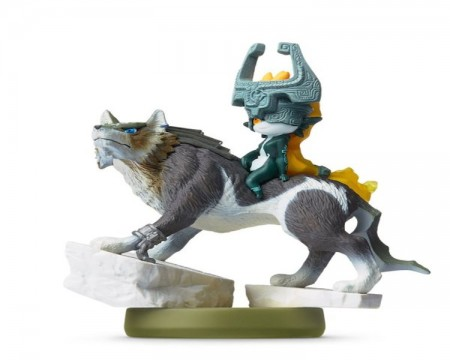 New 'Wolf Link' Amiibo Will Unlock New Content In The Legend Of Zelda: Twilight Princess HD