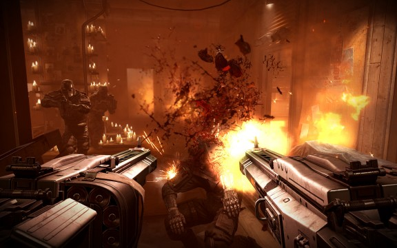 wolfensteintheneworderreview3 576x360 Wolfenstein: The New Order Review