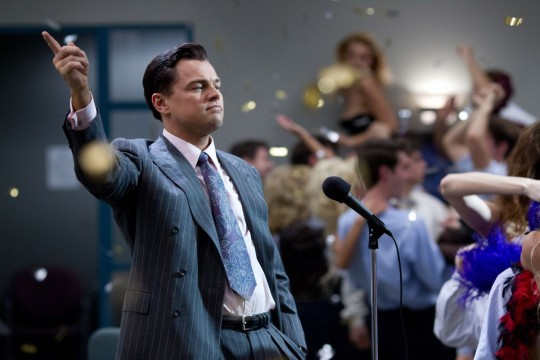 Watch 11 Minutes Of Martin Scorsese Directing The Wolf of Wall Street