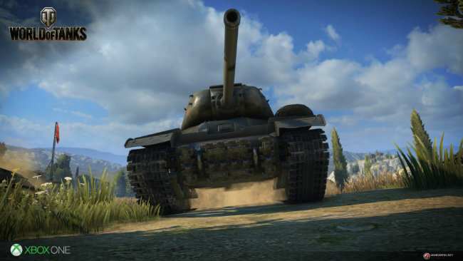 World Of Tanks To Blast Onto Xbox One In 2015 With Cross-Platform Play