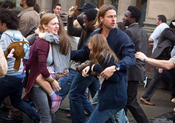 world war z brad pitt enos Mireille Enos The Importance Of The Horror Genre And Why We Love It