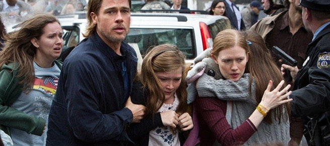 World War Z Will Be The First To Offer The Mega Ticket