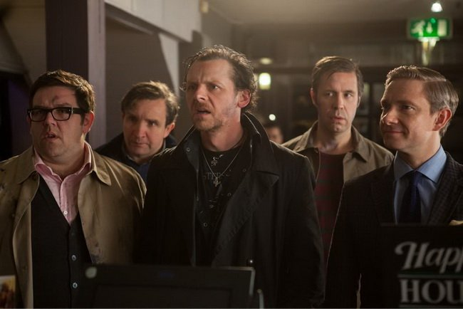 Watch The First Trailer For The World's End